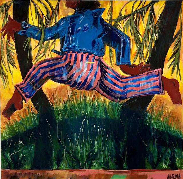 , 'Just like Baba,' 2018, Linda Matney Gallery