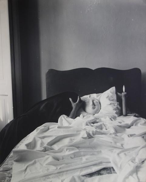 , 'Untitled, series Oda a la necrofilia, Ciudad de México,(Leonora Carrington),' 1962, Michael Hoppen Gallery