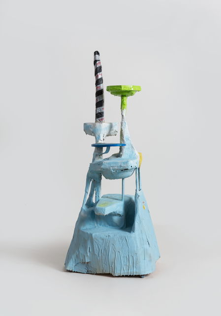 Zhou Yilun 周轶伦, 'Shelf Sculpture Based on a Cat Tree', 2019, Beijing Commune