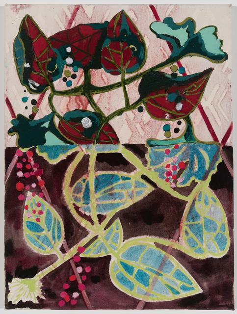 Angelina Gualdoni, 'Hearts (Ginko and Pepper)', 2018, Asya Geisberg Gallery