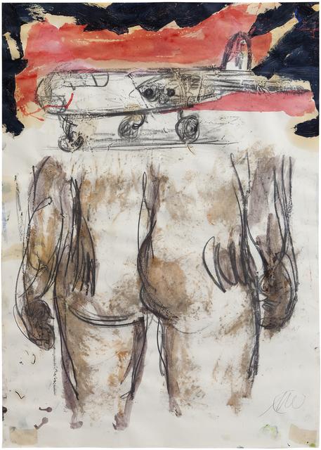 , 'Ohne Titel - Rückenakt (Untitled - Nude from behind),' 2005, Jahn und Jahn