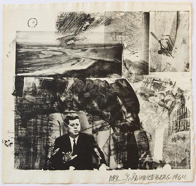 Robert Rauschenberg, 'Ark', 1964, Jim Kempner Fine Art