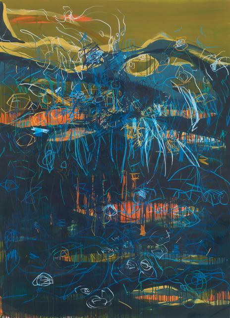 , 'Green Sea,' 2015, carlier | gebauer