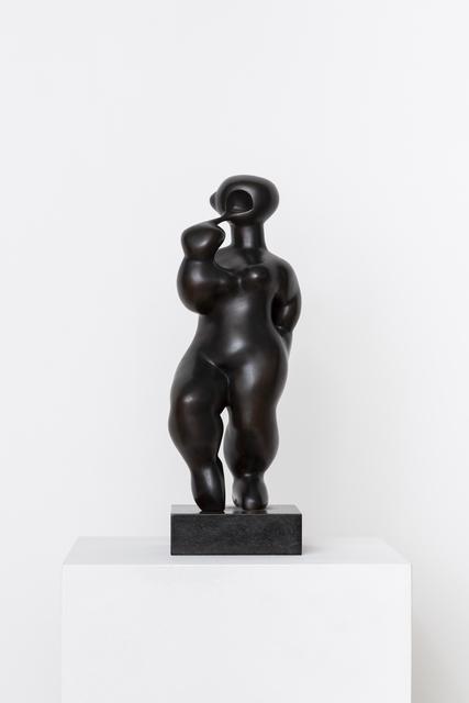 , 'La Femme au Chewing Gum,' 1950, Almine Rech Gallery