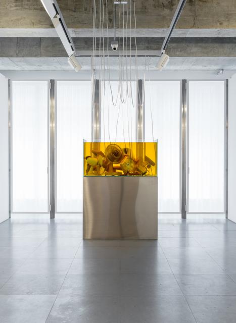, 'Atmosphère,' 2015, Edouard Malingue Gallery