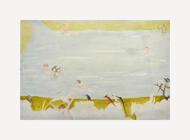 , 'Atlas de Ausencias 3,' 2017, Galería La Caja Negra