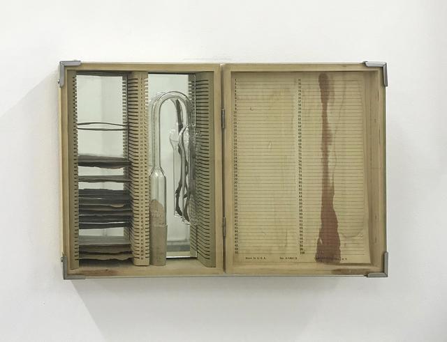 Sabrina Merayo Nuñez, 'Sample's box', 2019, Gachi Prieto