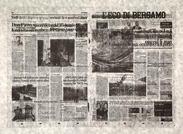 , 'L'Eco di Bergamo 1,' 2014, Polígrafa Obra Gráfica