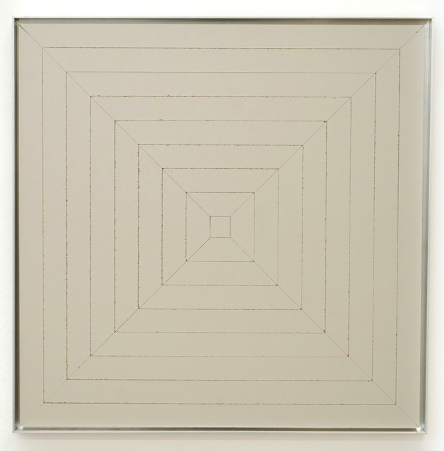 , 'Untitled (Frank),' 2018, Galerie Britta von Rettberg
