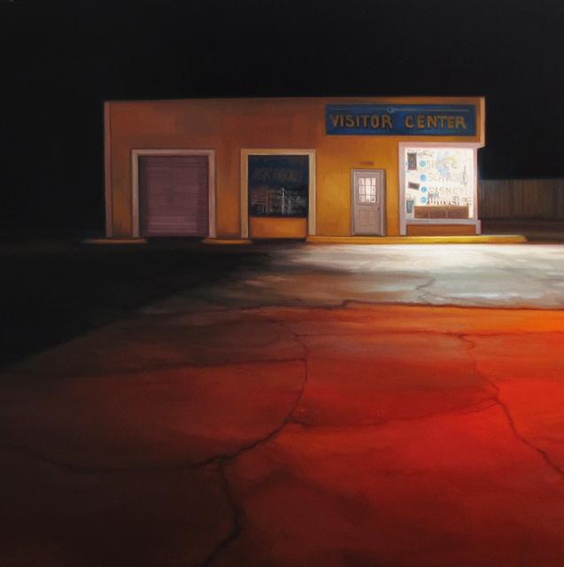 , 'Holiday Lane,' 2017, George Billis Gallery