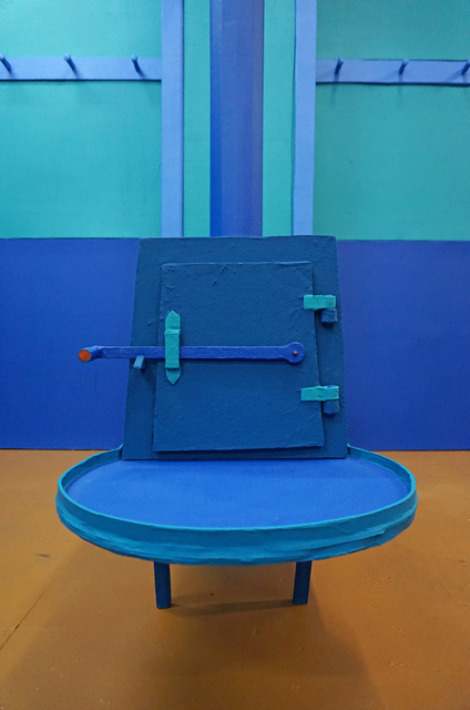Amie Cunat, 'Stove and Stove Pipe', 2018, VICTORI+MO CONTEMPORARY