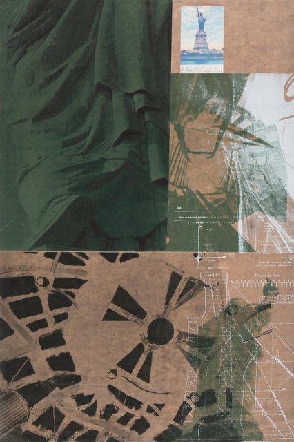 Robert Rauschenberg, 'Statue of Liberty, from the New York, New York portfolio', 1983, Heritage Auctions