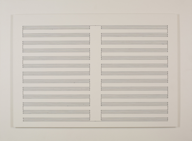 , 'Intervalo (4),' 2009, Galerie Krinzinger
