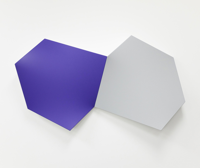 , 'Double No. 4,' 2015, Cheryl Hazan Gallery