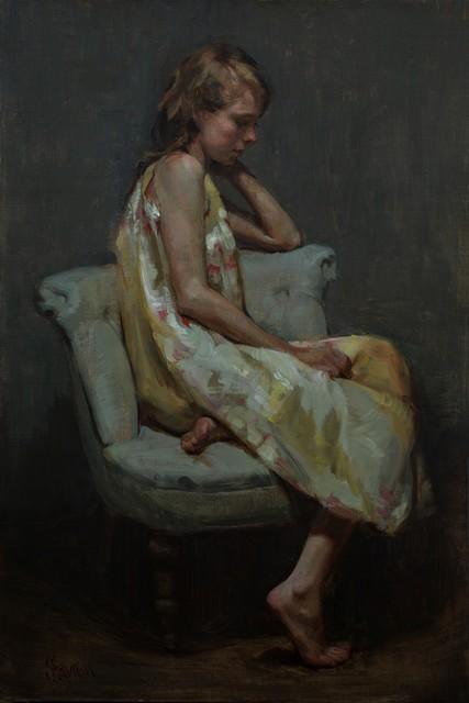, 'Listen,' , Gallery 1261