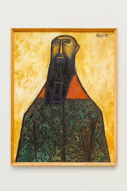 , 'Untitled,' 1955, Queens Museum
