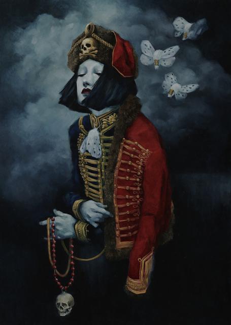 , 'Death's Head,' 2018, Haven Gallery