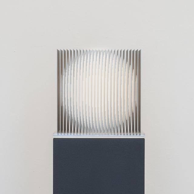 , 'Weiße Kugel,' 2017, Joerg Heitsch Gallery