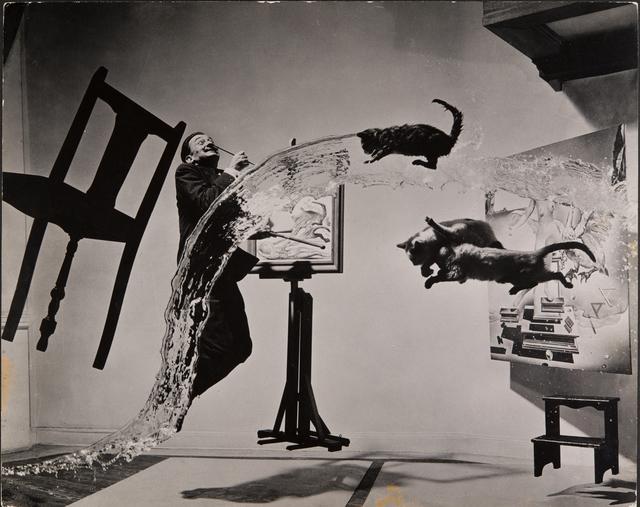 , 'Dalí Atomicus,' 1948, Kunsthal Rotterdam