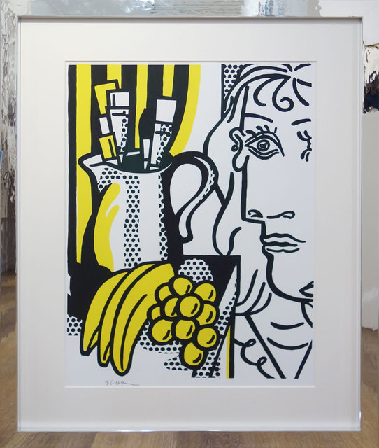 Roy Lichtenstein, 'Hommage á Picasso', 1982, Galerie Kellermann