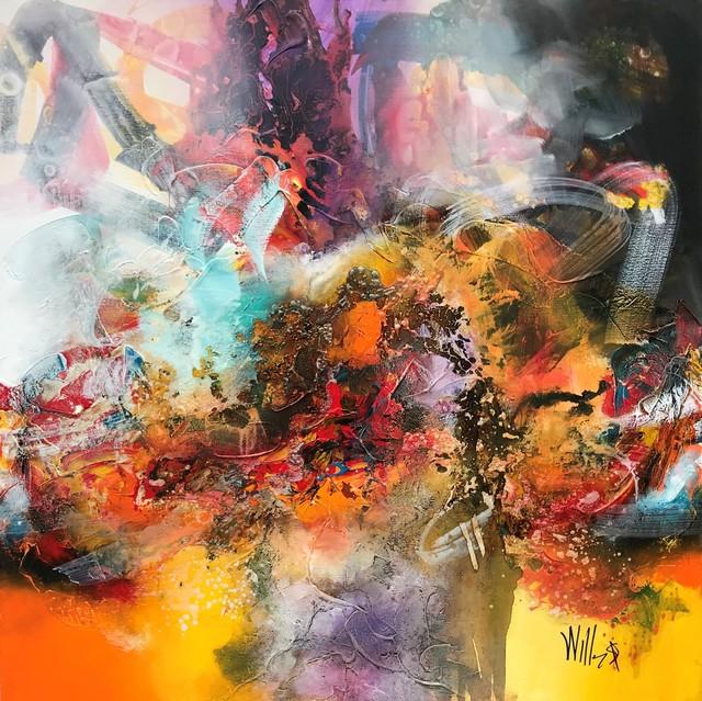 William Malucu, 'Loving life III', 2018, AbrahamArt