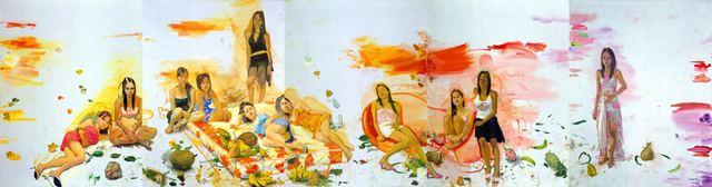 , 'Hot Bed no. 2,' 2006, Faurschou Foundation