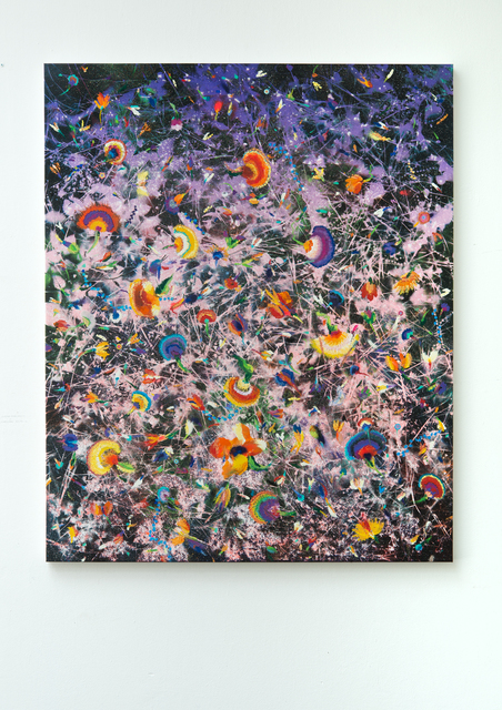 , 'Purple Atlas,' 2014, Johyun Gallery