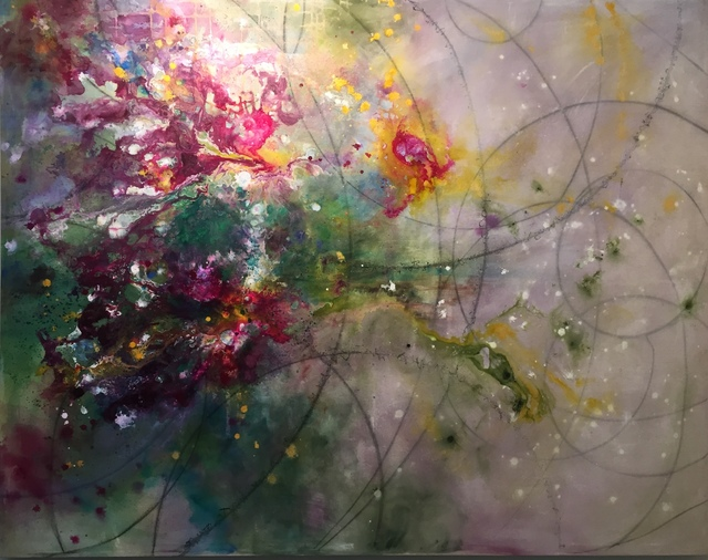 , 'A few things I know about the Universe,' 2018, Studio 13 Fine Art