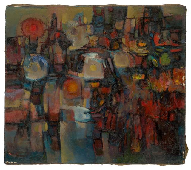 , 'Canto Hondo ,' ca. 1959, Dolan/Maxwell
