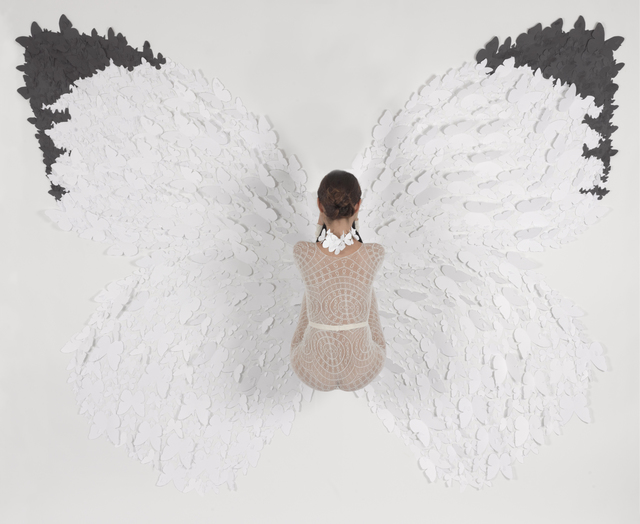 Natalia Arias, 'White Glider', 2012, Atrium Gallery