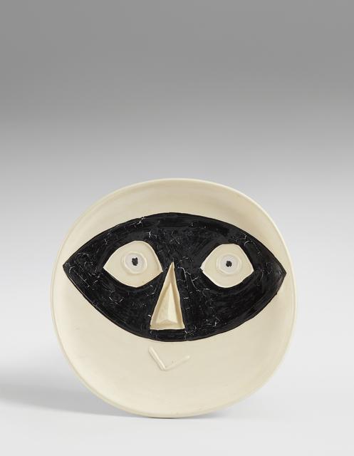 Pablo Picasso, 'Tête au masque (Head with Mask)', 1956, Phillips
