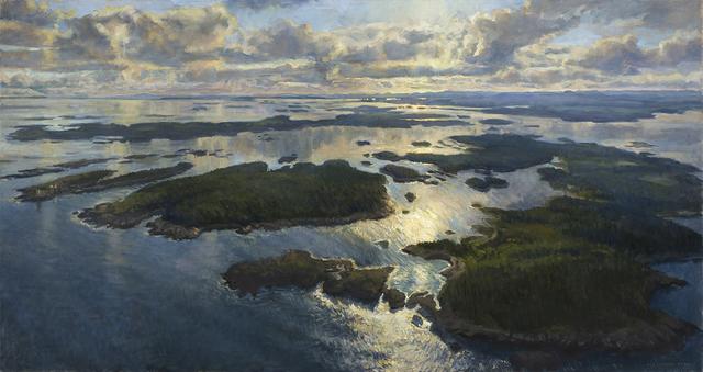 , 'Suspension, Reflection,' , Dowling Walsh