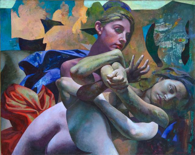 , 'Study for knot,' 2015, Cadogan Contemporary