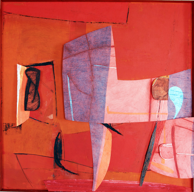 , 'Purple words,' 2011, Artvera's Art Gallery