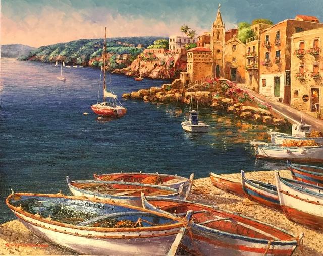 , 'Sicily,' , Cosmopolitan Fine Arts