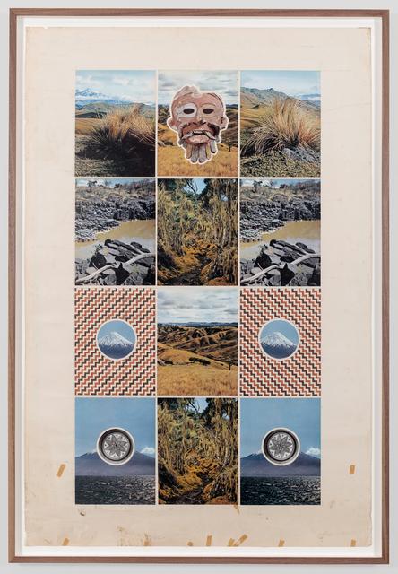 , 'Land & Sea (Totem) I,' 2015, Asya Geisberg Gallery