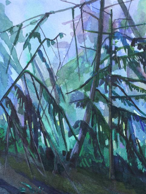 , 'Trees,' , Robischon Gallery