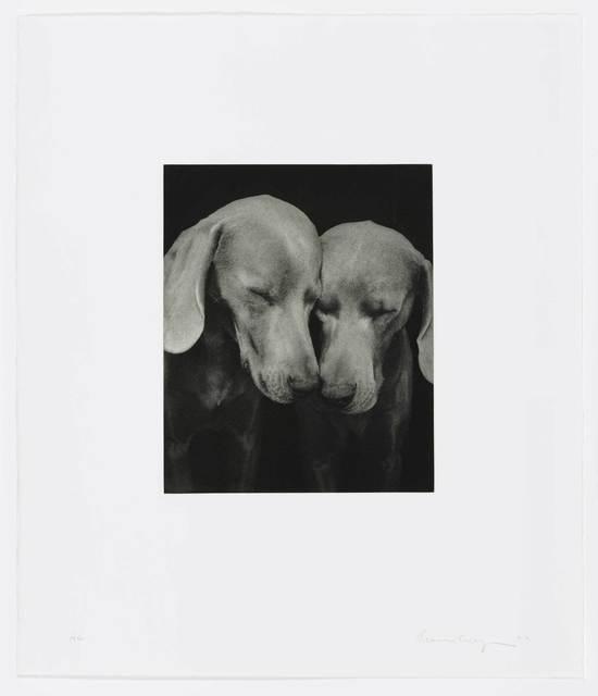 , 'Reflectional,' 2002, Graphicstudio USF