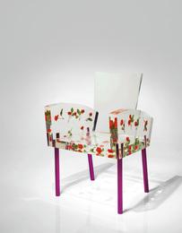 "Shiro Kuramata, '""Miss Blanche"" Chair,' , Sotheby's: Important Design"