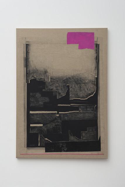 , 'Rampant cluster fuck (capodanno),' 2015, Galleria Lorcan O'Neill