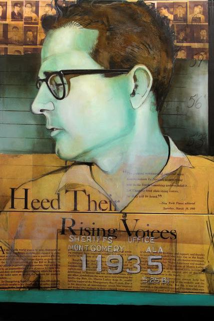 , 'Freedom Rider Reverend Bill Sloane Coffin 1961,' 2009, Hudson Milliner Art Salon