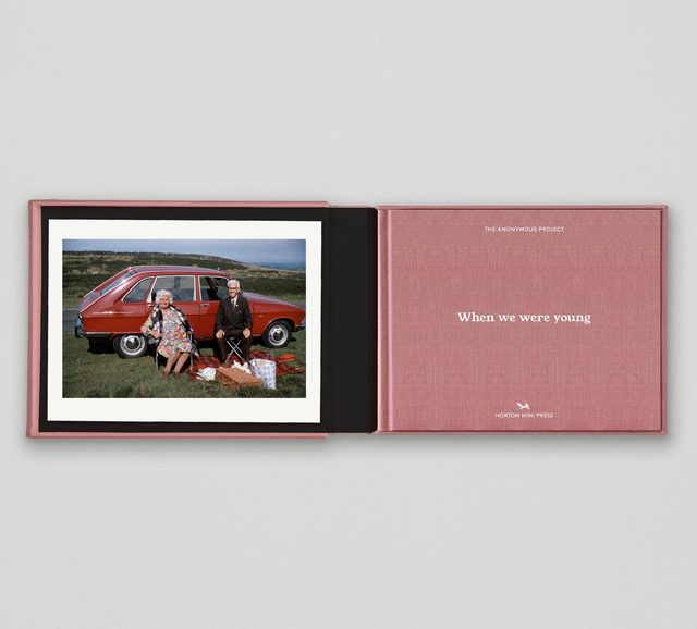 , 'Limited edition print (C) + book: 'When We Were Young',' 2020, Hoxton Mini Press