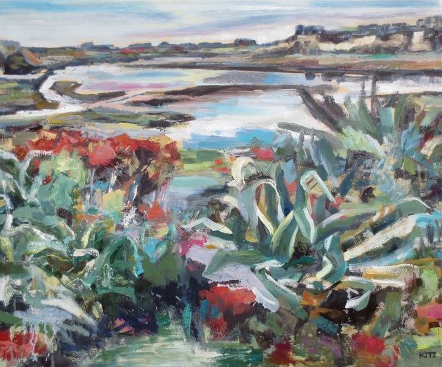 , 'Bay Gardens,' 2018, Seager Gray Gallery