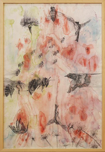 , 'The Birds and the Bees,' 2017, Eclectica Galleries