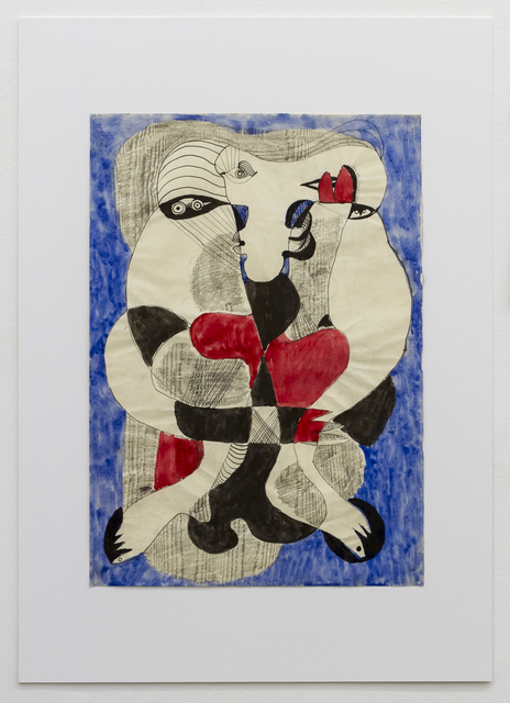 , 'ZWEI,' 19, Galerie Elisabeth & Klaus Thoman