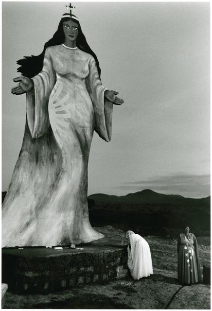 Sebastião Salgado, 'Two Women Making an Offering to a Statue of a Goddess, Brazil', 1980, Be-hold