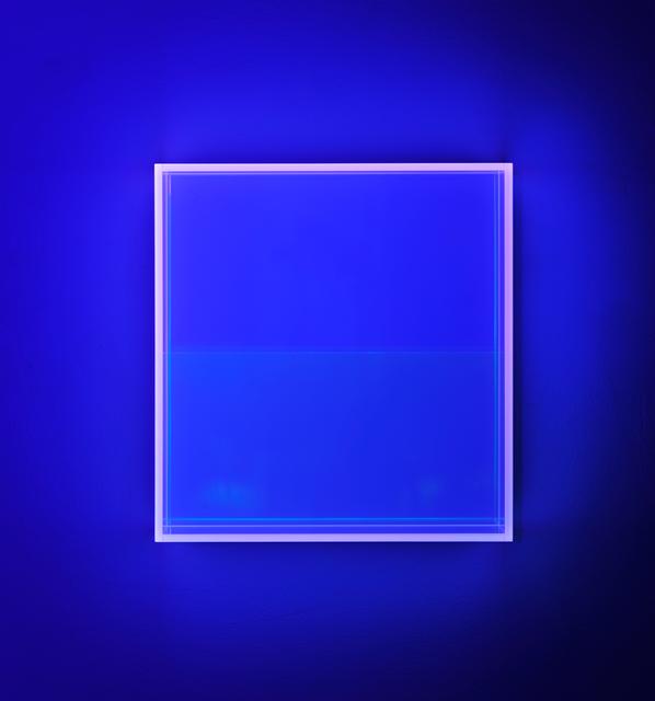 Regine Schumann, 'Colormirror rainbow soft pink-blu Amsterdam', 2018, Dep Art Gallery