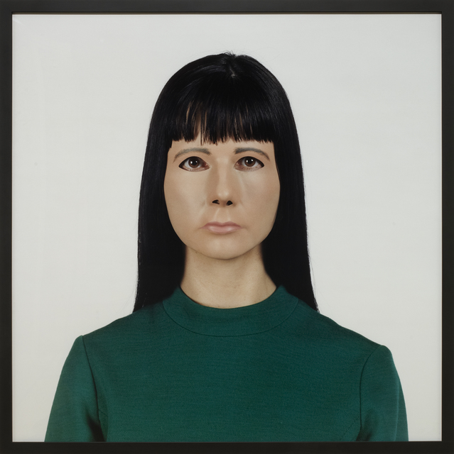 , 'Self Portrait,' 2000, Statens Museum for Kunst