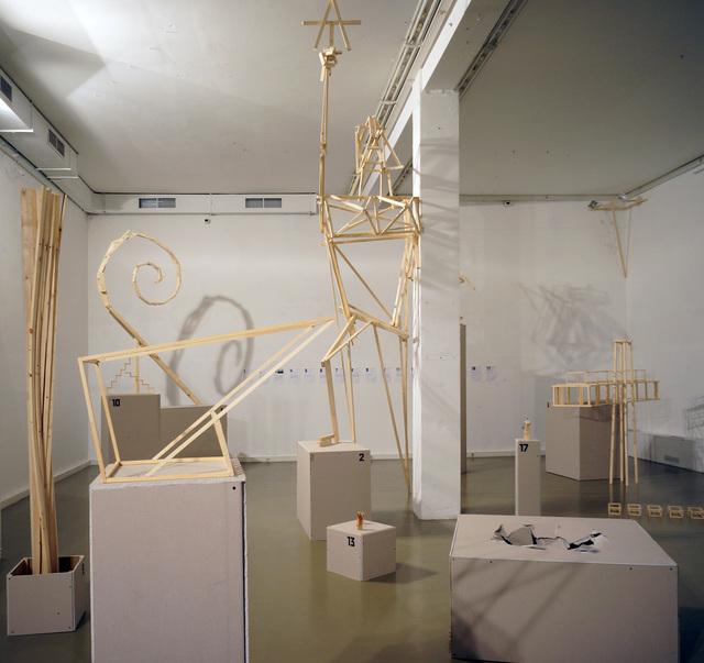ZIP Group, 'Utopian Skeleton,' 2014, XL Gallery