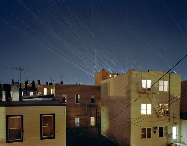 , 'LGA Landing Pattern Over Brooklyn,' 2006, Kopeikin Gallery